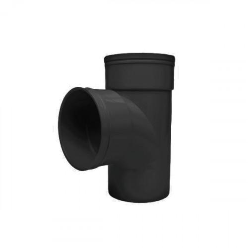 Davant 90° Branch Solvent (Black) - 110mm