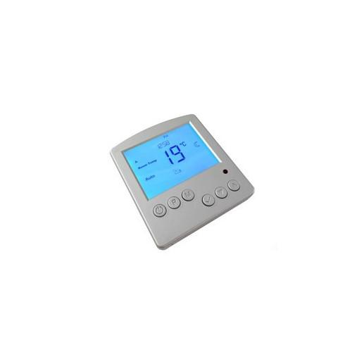 Snug Floor & Air Sensing Silver Button Press Programmable Controller
