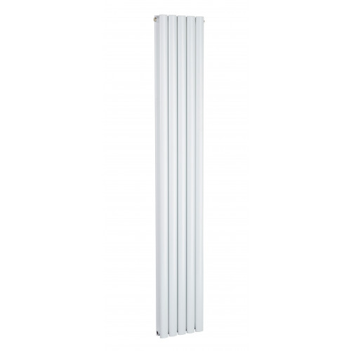 Biasi Sofia 1800mm x 468mm Vertical Single White Radiator