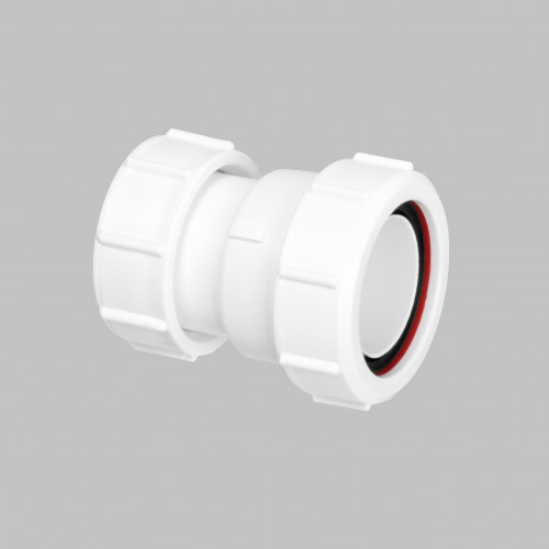 "McAlpine Loose Nut -Multifit Compression - 1½""/40mm"
