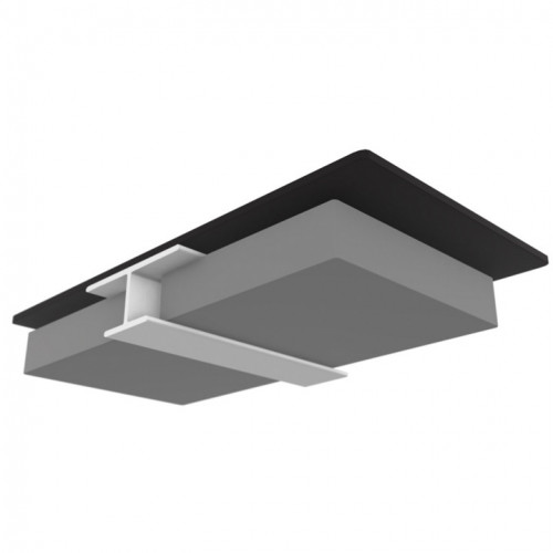 Multipanel Ceiling Mid Joint Profile - Silver