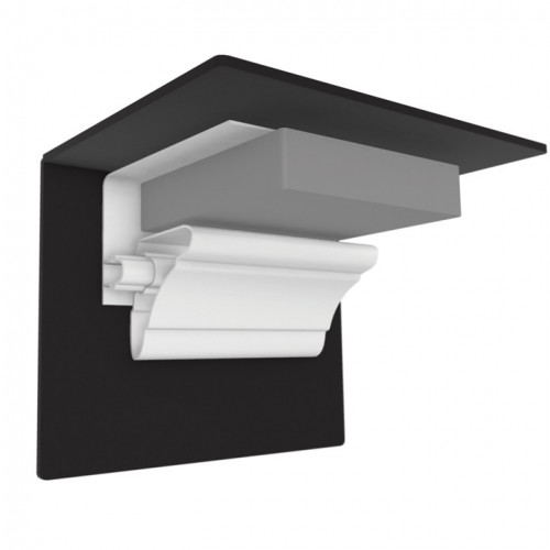 Multipanel Ceiling Mould - Silver