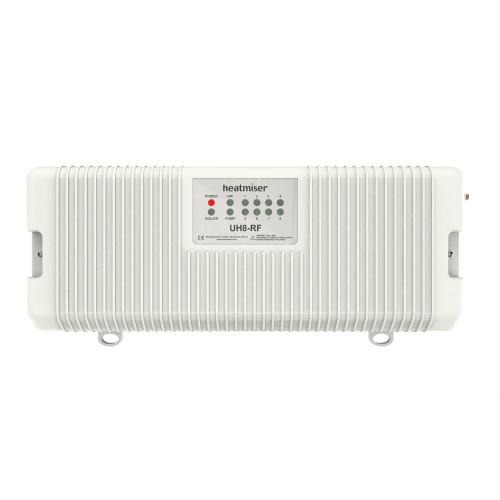 Heatmiser UH8-RF 8 Zone Wireless Wiring Centre