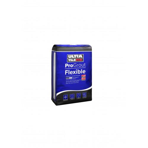 Ultra Tile fix Flexible Pro Grout - Mid Grey - 3Kg