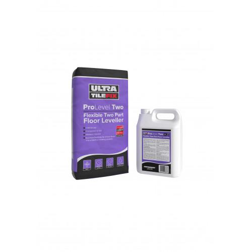 Ultra Tile Fix Pro Level Two Floor Leveller - 20Kg + 4Ltr