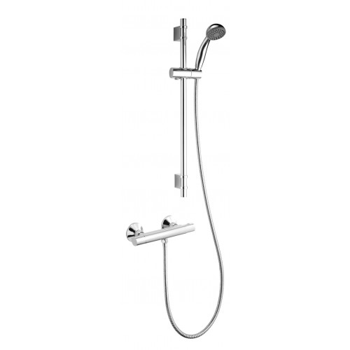 Deva Vista Cool touch Bar Shower + Shower Rail Kit
