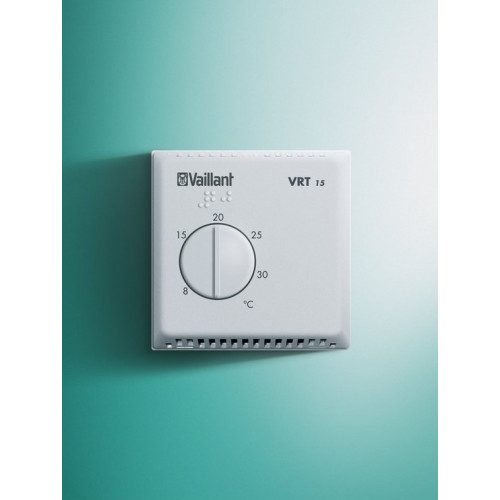 Vaillant VRT15 Dial Room Thermostat