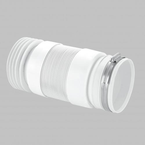 McAlpine Flexible Pan Connector + Hose Clip