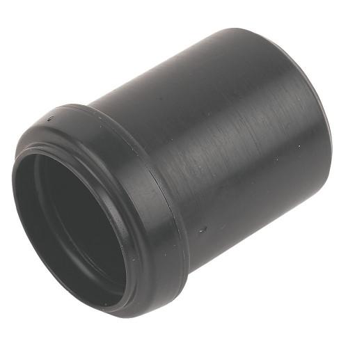 Floplast Pushfit Reducer (Black) - 40mm  x 32mm