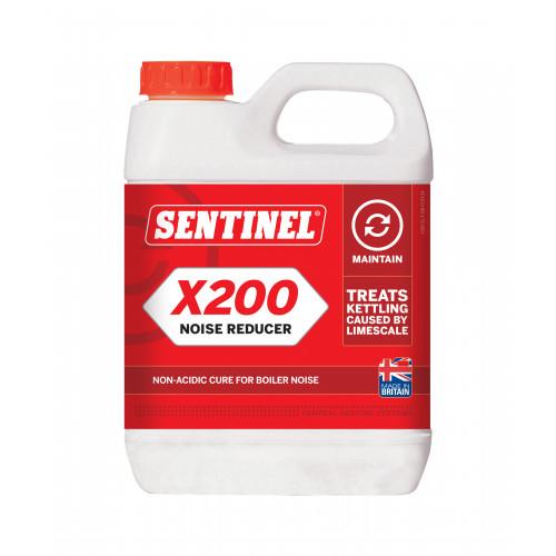 Sentinel X200 Boiler Noise Reducer - 1l