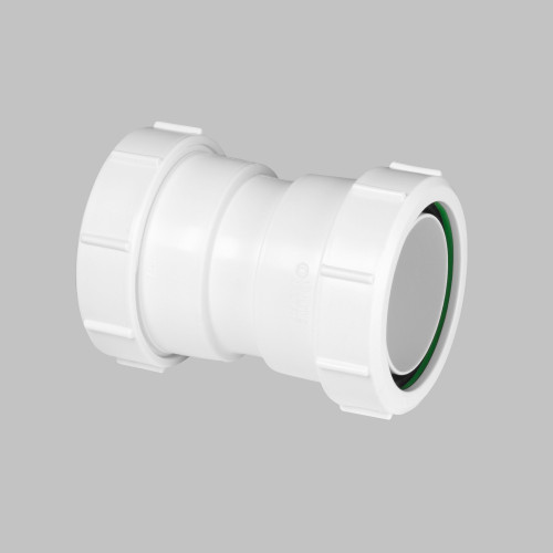 McAlpine Multifit Compression Coupling - 50mm