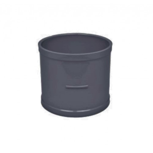 Davant Double Pipe Coupling Solvent (Black) - 110mm
