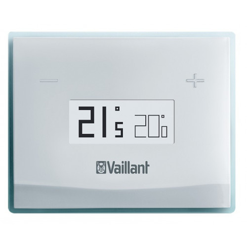 Vaillant Vsmart Internet Controled Programmable Thermostat - For Combi Boiler