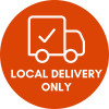 Local Delivery Only Item